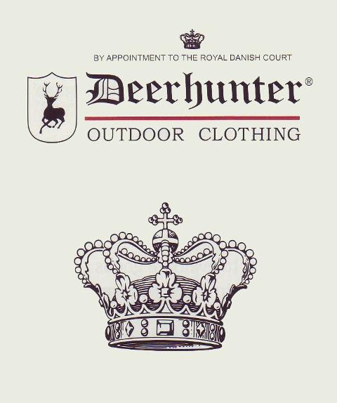 Logo deerhunter fournisseur royal
