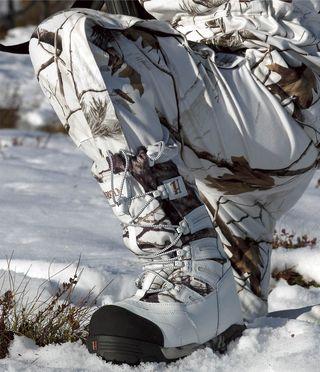 Camouflage blanc neige inuit harkila amb