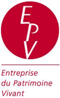 Logo « Entreprise du Patrimoine Vivant »