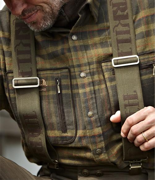bretelles carl eric h rkila accessoire compl mentaire aux tenues de chasse accessoire chasse. Black Bedroom Furniture Sets. Home Design Ideas