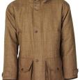 Laksen tweed veste de chasse balfour