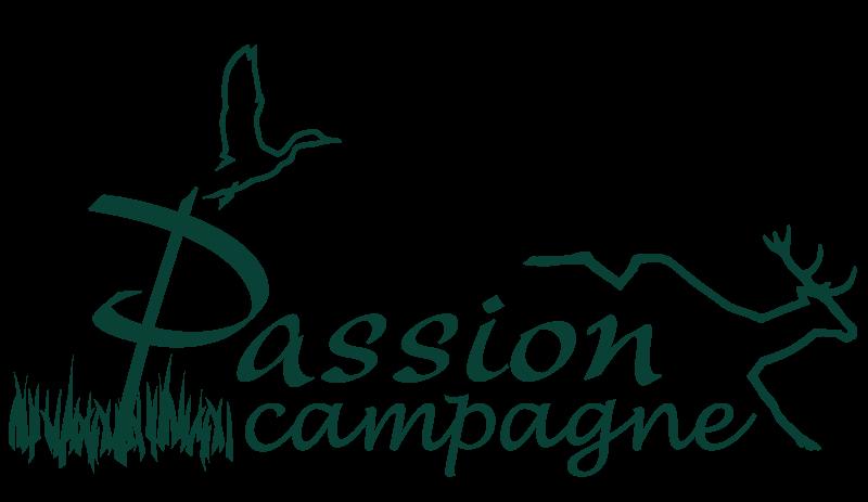 Logo Passion campagne avec animalismes de EVDD